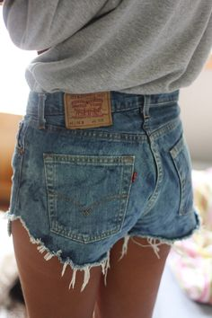 #upcycle old levis