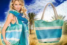 Oasis Fresh Dawn torba Šifra:26805  Moderna torba veselih boja, dovoljno prostrana za sve što vam je neophodno poneti u šetnju. Materijal: poliester.