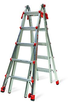 Little Giant 22-Foot Velocity Multi-Use Ladder, 300-Pound Duty Rating - http://freebiefresh.com/little-giant-22-foot-velocity-multi-use-ladder-review/