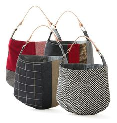 3e4b124151 Borsa Hobo Bag panettoniHobo borsa di tela   Etsy Borse Patchwork, Borsa  Trapuntata, Borsa