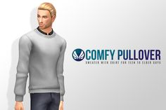 Peace's Place Comfy Pullover