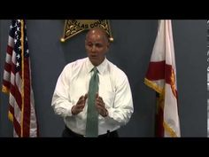 Sheriff Holds Press Conference In Reference To St. Pete Beach Video