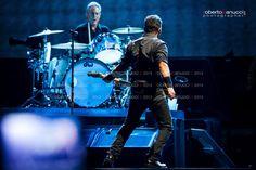 Roberto Panucci , photo live picture galleria fotografica, foto concerto, Bruce Springsteen - Rock in Roma 11-07-2013 foto concerto Bruce Springsteen