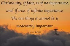 Importance of Christianity   Top 100 C.S. Lewis quotes   #quotes