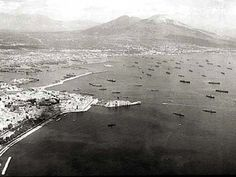 dragoon Operation Dragoon, Naples Italy, Historical Photos, World War Ii, Coast, Beach, Water, Outdoor, Historical Pictures