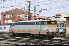 RailPictures.Net Photo: BB 9337 SNCF Alsthom-MTE BB 9300 at Toulouse (Haute Garonne), France by Gerard MEILLEY: