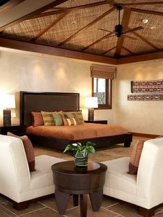 Tropical Bedroom Design, Pictures, Remodel, Decor and Ideas - page 7