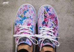 Nike SB Janoski Cherry Blossom Dynamic Pink