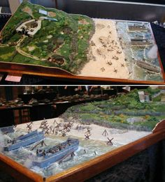 1/72nd Scale Normandy Invasion