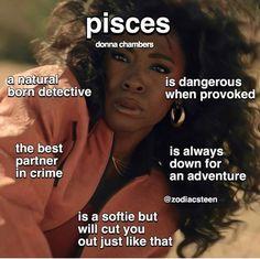 Pisces Love, Zodiac Signs Pisces, Pisces Quotes, Pisces Woman, Zodiac Signs Astrology, Zodiac Horoscope, My Zodiac Sign, Zodiac Facts, Pisces Personality