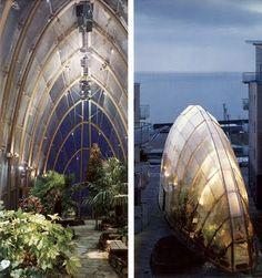 Glass Bubble. Monika Gora. Malmö, Sweden