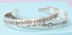 Mandala Pattern Bracelet | ImpressArt Metal Stamps
