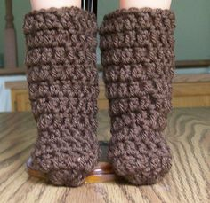Boots For Your 18 Doll Crochet Handmade by Margiecrafts on Etsy