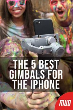 The 5 best gimbals for the iphone --- gimbals use three motors to counter Electronics Storage, Electronics Projects, Iphone Photography, Video Photography, Video Capture App, Time Lapse Photo, Life Run, Dji Osmo, Festival Hair