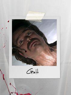 Clemson Galt - Dexter S3