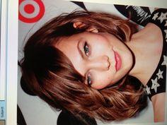 Karlie Kloss haircut