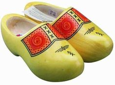 Diversen - klompen Fine crafted wooden shoe clogs Made In Holland feature graphic of classic Dutch scene on a white painted clog. These wooden shoes are made of light weight, dura Dutch Wooden Shoes, Colorful Socks, Clogs Shoes, Great Gifts, Footwear, Accessories, Design, Amsterdam, Windmills