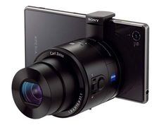 Sony QX Series Lens-Style Cameras
