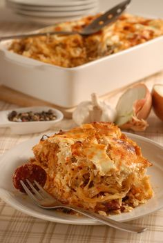 Lasagna, Casserole, Main Dishes, Pork, Keto, Meals, Ethnic Recipes, Food And Drinks, Main Course Dishes