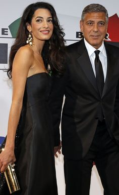 George Clooney and Amal Alamuddin tied the knot on Saturday in Venice.