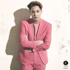 EXO'luXion in Japan : LMR ~romantic universe~ Limited Photocard - Kai
