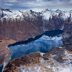 Lake Lochnagar, Queenstown, New Zealand