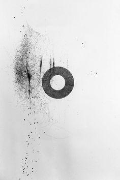 black & white  | typography / graphic design @ nicoonmars |