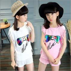 Baby Kid Top Outfits,Fineser Adorable Baby Girl Boy Kid Long Sleeves Letter Cartoon Print T-Shirt Tops Clothes 4 Color