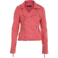 Miss Selfridge leather jacket- I love this jacket SO much!