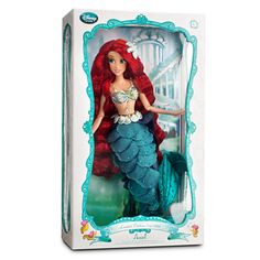 Disney Store Limited Edition The Little Mermaid Ariel Collectible 17 inch Doll … Ariel Disney, Disney Pixar, Walt Disney, Disney Love, Disney Magic, Disney Stuff, Disney Barbie Dolls, Ariel Doll, Disney Princess Dolls