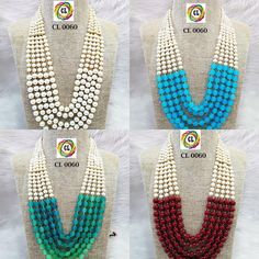 Best quality pearl necklaces in assorted colors from Craftlife CL  #Thewa #jewellery #chokers #earrings #necklaces #painting #jaipurijewellery #CRAFTLIFE #bollywoodstyles #indianstyleblogger #stylecollection #fashion #fashionistaa #wholesale #reseller #bulk #loreal #multiple #colors #agatebeads #shellpearl #oxidized  #germansilverjewellery #baroque #pearl #ethnic #partywear #marriage #pearl #freshpearl