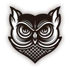 Night Owl by Musketon, via Behance #owl #illustration
