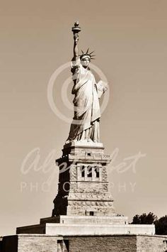 The Statue of Liberty makes a beautiful 'I' and is part of our collection at www.AlphabetPhotography.com. #alphabetphotography #statueofliberty #libertyisland