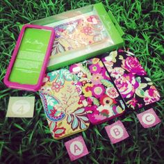 Vera Bradley for iphone 4/4s, IDR130.000