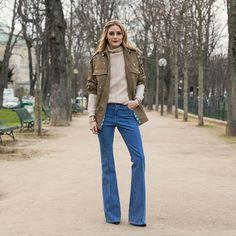 Olivia Palermo - Style inspiration.