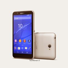 Sony Xperia E4 with 2 Day Long Lasting Battery Life | The Tech World Is Here