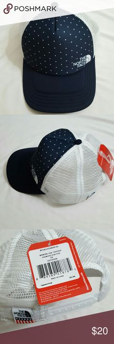bc4a002a121 North Face USA Womens Cosmic Trucker Hat This adorable women s hat is bnwt  and has an