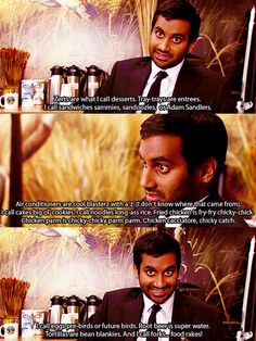 Livin' the Tom Haverford Life