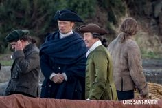 #outlander #Dunure filming today!!! Photos taken by my other half