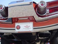 Chrysler turbine car | 1963 CHRYSLER TURBINE CAR