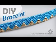 Knitting Patterns Arm Beautiful Wave Pattern Macramé Bracelet Tutorial by Macrame School Lovely Wave Sample Macramé Bracelet Tutorial by Macrame Faculty. Please watch extra Micro Macrame Bracelets and DIY Initiatives right here: Thanks! Micro Macrame Tutorial, Macrame Bracelet Tutorial, Chevron Friendship Bracelets, Friendship Bracelets Tutorial, Macrame Jewelry, Macrame Bracelets, Macrame Knots, Loom Bracelets, Armband Tutorial