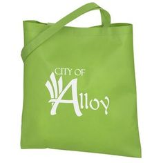Shut out the competition with this promotional trade show tote!