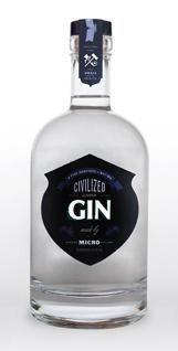 Civilized Gin