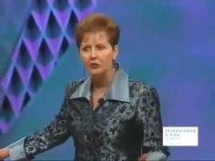 Seja Voce Mesmo! • Pregação Evangélica Joyce Meyer • Estudo Biblico