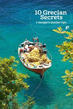 10 Grecian Secrets @