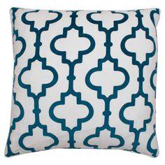 Millie Pillow in Baltic Blue at Joss & Main