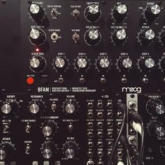 MATRIXSYNTH: Moog's New BFAM - Brother From Another Mother - Sy...