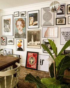 Inspiration Wand, Interior Inspiration, Design Inspiration, Living Room Decor, Bedroom Decor, Art Decor, Home Decor, Decor Ideas, Home And Living
