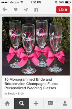 I want these at my batchlurette  party