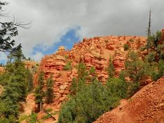 Tourists pass Dixie National Forest up, but there is plenty of recreation to be found here. Enjoy fishing, camping, hiking, OHV riding and even skiing. Hidden Places, Places To Go, Visit Utah, Beautiful Places To Visit, National Forest, Monument Valley, National Parks, Country Roads, Vacation